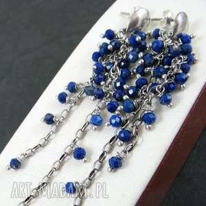 unikatowe komplety lazuli lapis