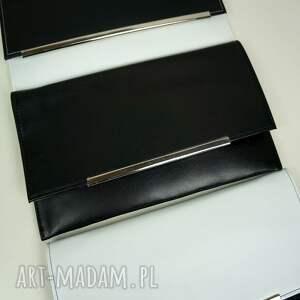 kopertówki manzana kopertówka koperta black &