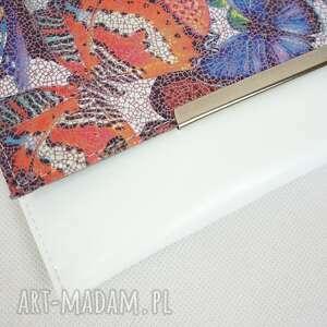 eleganckie kopertówki kopertóka kopertówka koperta manzana motyle