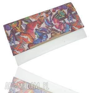 koperta kopertówki kopertówka manzana motyle