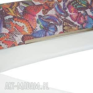 eleganckie kopertówki koperta kopertówka manzana motyle