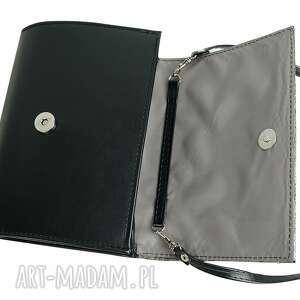 srebrne kopertówki torebka kopertówka koperta manzana złoty