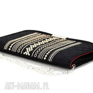 haft kopertówka pikowana
