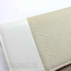ręczne wykonanie kopertówka torebka wykonana z wysokiej jakości skóry