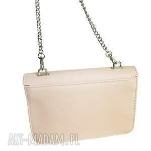 torebka kopertówki różowe mała elegancka listonoszka