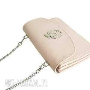 ręczne wykonanie kopertówki kopertówka mała elegancka listonoszka