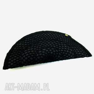 handmade torebka kopertówka czarny
