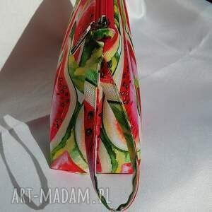 saszetka kosmetyczki kosmetyczka w arbuzy