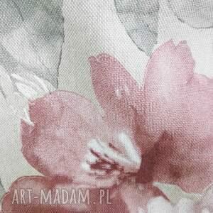 oryginalne kosmetyczki kosmetyczka kosmetyczkalniana organizer kwiaty