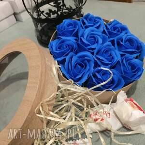 prezenty na świętaSuper box kwiaty z mydła - mydełko pod choinkę mydełka prezent