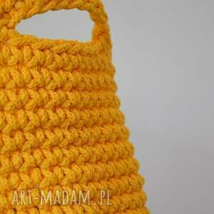 kosze sznurek bawełniany kosz ze sznurka bawełnianego