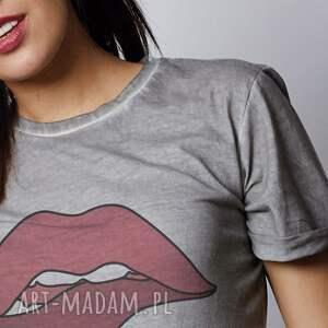 koszulki tshirt big lips koszulka oversize