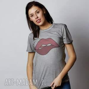 tshirt koszulki big lips koszulka oversize