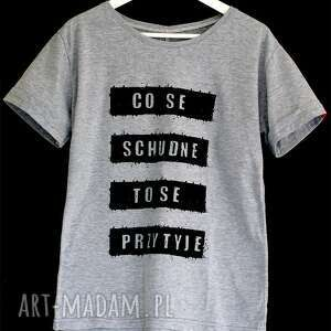 hand made koszulki koszulka fajna damska z napisami