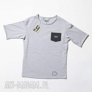 modne koszulki kieszona free pocket tshirt unisex