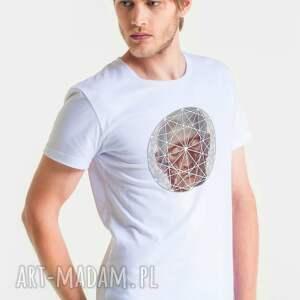 koszulki męski hexagon head t-shirt