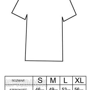 koszulki hexagon head t-shirt męski