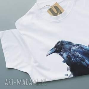 koszulki tshirt kruk z krukiem