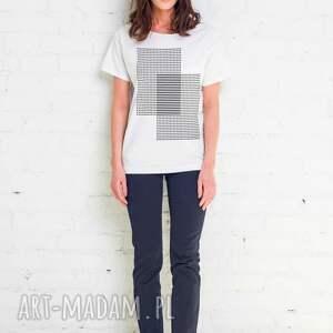 ręcznie zrobione koszulki oversize misunderstand t-shirt