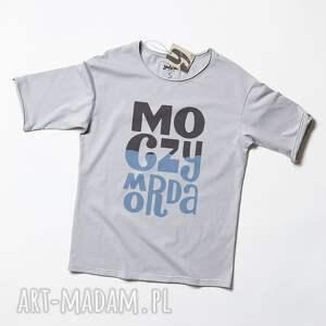 handmade koszulki tshirt moczymorda koszulka z nadrukiem