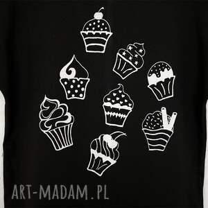 koszulki koszulka muffinki bawełniana