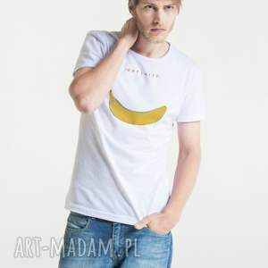 nietuzinkowe koszulki męski optimist t-shirt