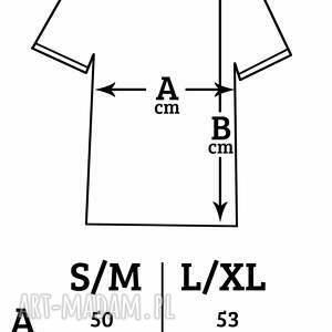 koszulki relax t -shirt oversize