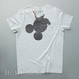 trendy koszulki koszulka shadow tshirt męski z nadrukiem