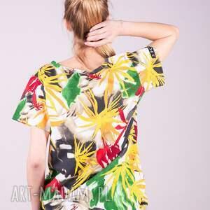 koszulki bluzy t shirt damski klasyczny egzotyczny