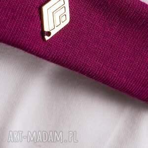 koszulki koszulka t shirt - pink sleeves