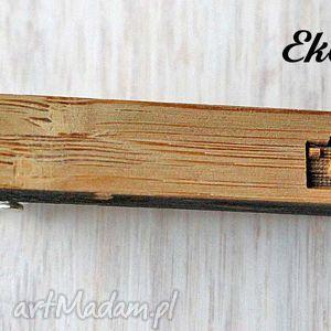 krawaty spinka drewniana do krawata aparat