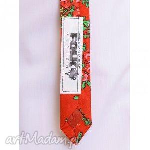 eleganckie krawaty góralski krawat folk design aneta larysa