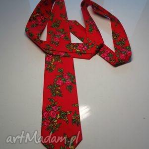 eleganckie krawaty folk krawat design aneta larysa
