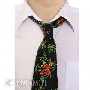 góralski krawaty krawat folk design aneta larysa