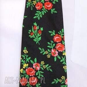 niebanalne krawaty góralski krawat folk design aneta larysa