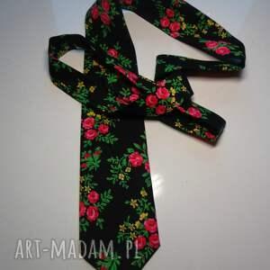 niebanalne krawaty folk krawat design aneta larysa
