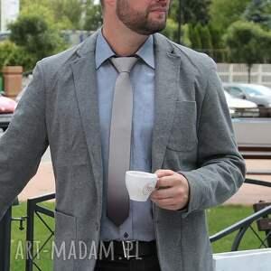 handmade krawaty krawat ombre - zamówienie dla