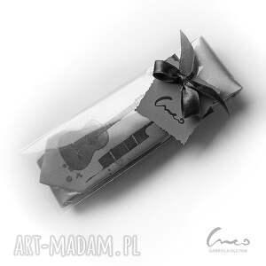 handmade krawaty śledź krawat z nadrukiem - duży fiat