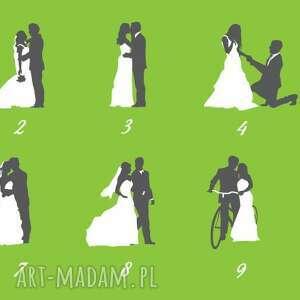 księgi gości obraz ślubny romantyczne drzewo wpisów