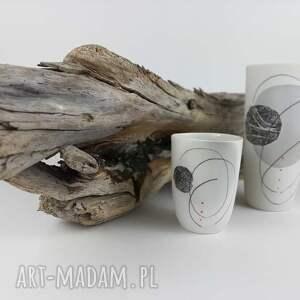 eleganckie kubki porcelana kubeczek do kawy