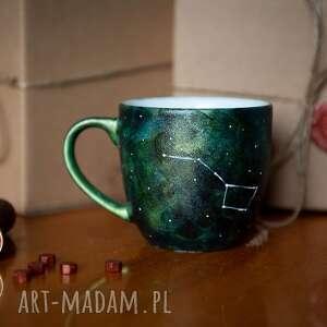 Pracownia Szafran brązowe kubki kubek do kawy