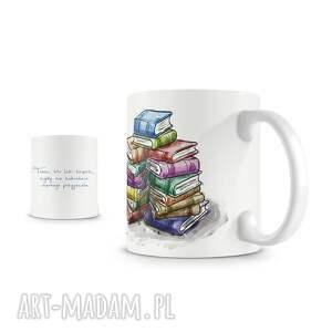 niebieskie kubki herbata kubek - książki