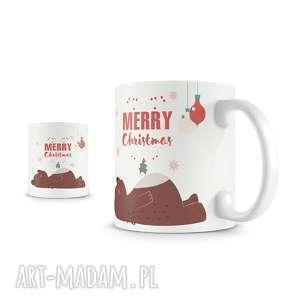 prezenty na święta kubek - merry christmas
