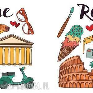 niezwykly kubek kubki: rome