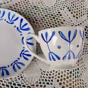 nietuzinkowe kubki malowane malowana filiżanka - kubek