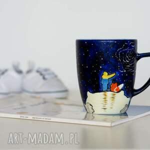 kubki kubek mały książę malowany lis