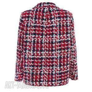 handmade kurtki kolorowa bien fashion elegancka