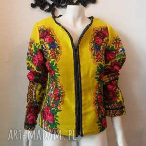 kurtki design folk design- kurtka letnia