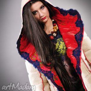 kurtka folk design