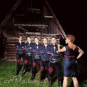 kurtki koszule męskie folk design
